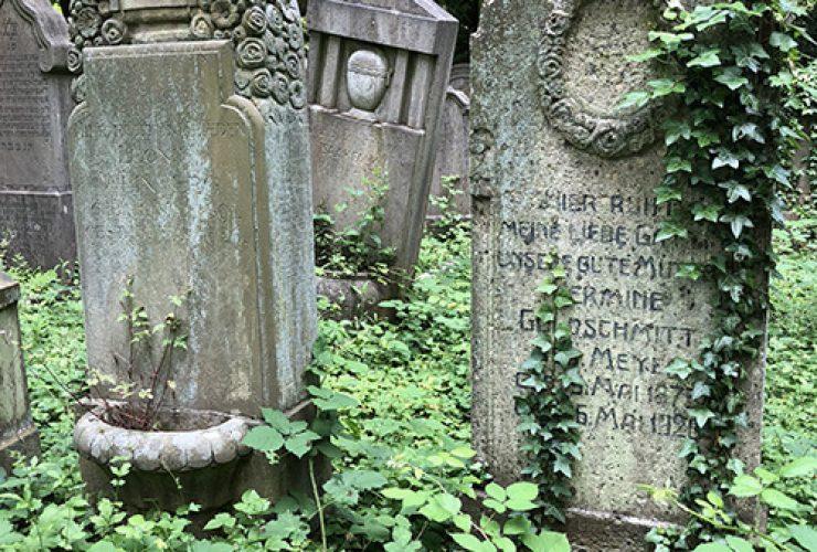 Der Westfriedhof