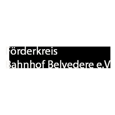 Förderkreis Bahnhof Belvedere e.V.