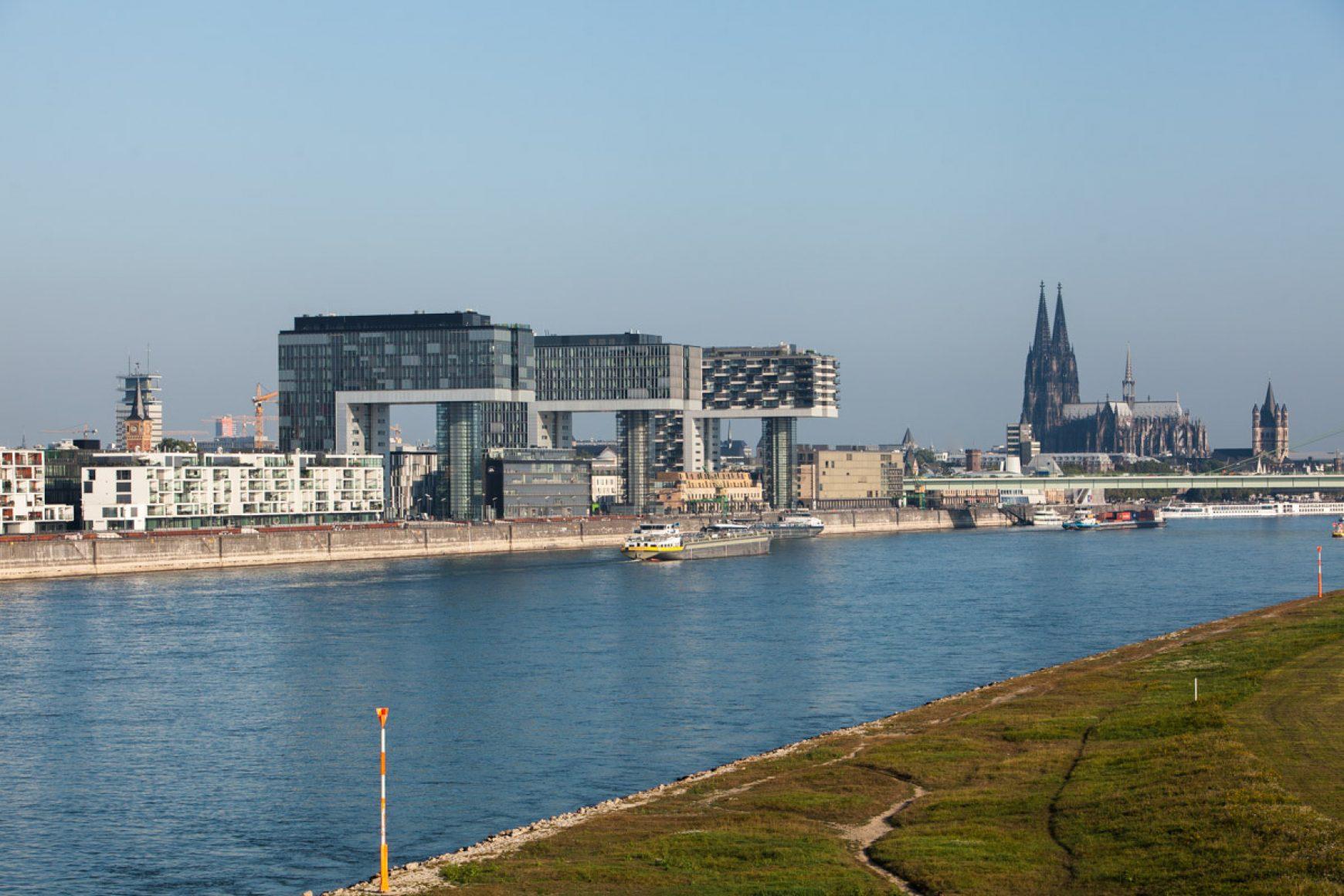 Klimawandelgerechte Metropole Köln