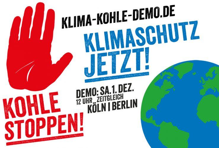 + + + Aufruf zur Klima-Kohle-Demo + + +