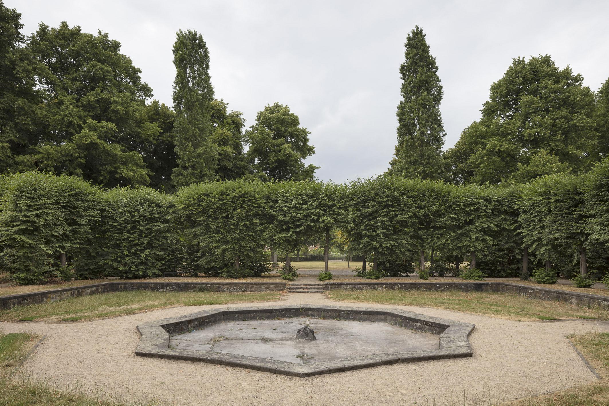 Das Kunstwerk Kölner Grünsystem