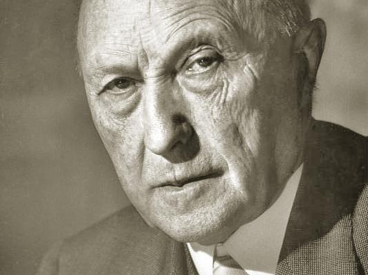 Konrad Adenauer zur Notwendigkeit von Stadtnatur