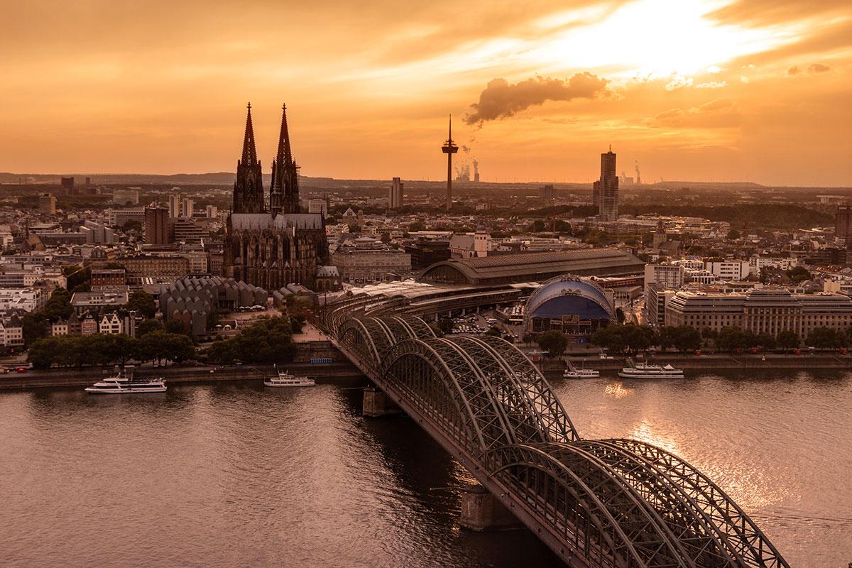 CO2-Fußabdruck des Ballungsraums Köln ist gewaltig